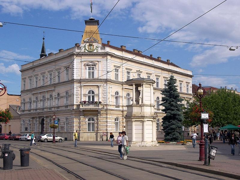 Városház tér